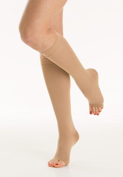 593d389d4ff73e ... Relaxsan elastyczne podkolanówki uciskowe 1 stopnia ucisku  przeciwżylakowe Medicale Soft ...